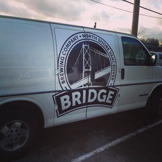 Bridge Brewing - Craft Brewery Delivery Business