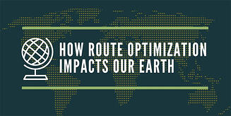 Route optimization earth day