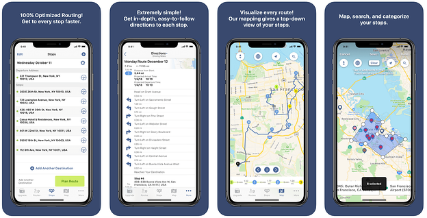 route delivery app