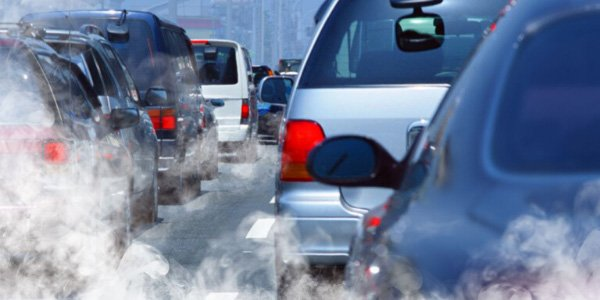 cars and pollution
