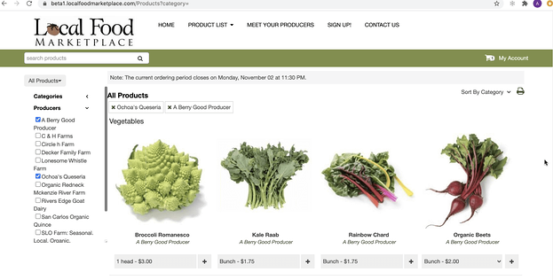 How Local Food Marketplace And Routific Help Farmers And Food Hubs