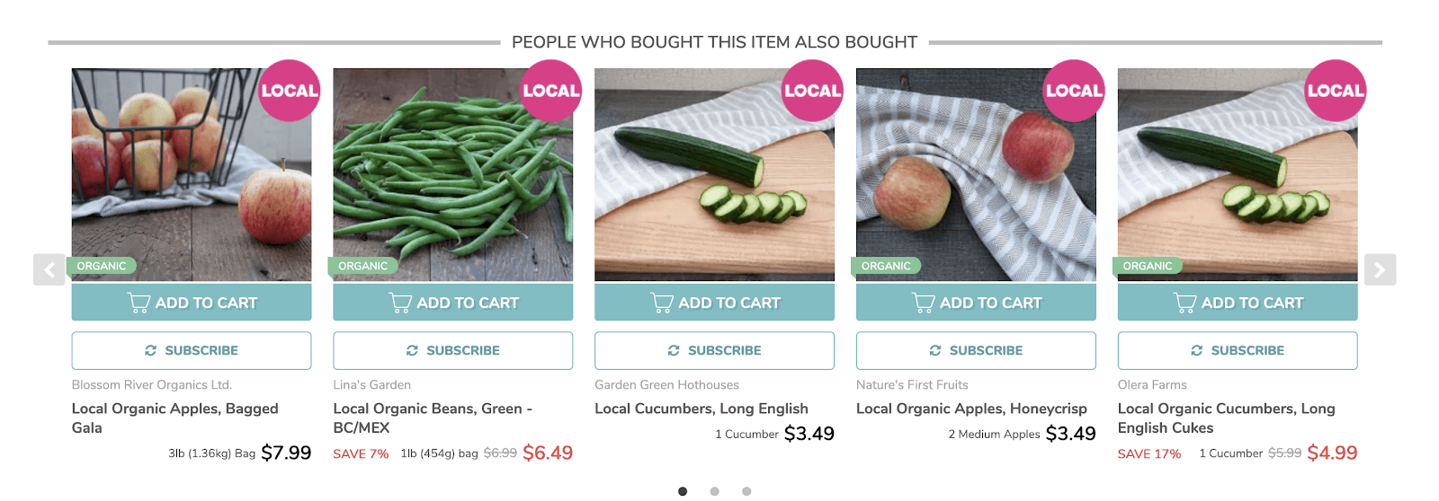 ux tip to grow an online grocery business