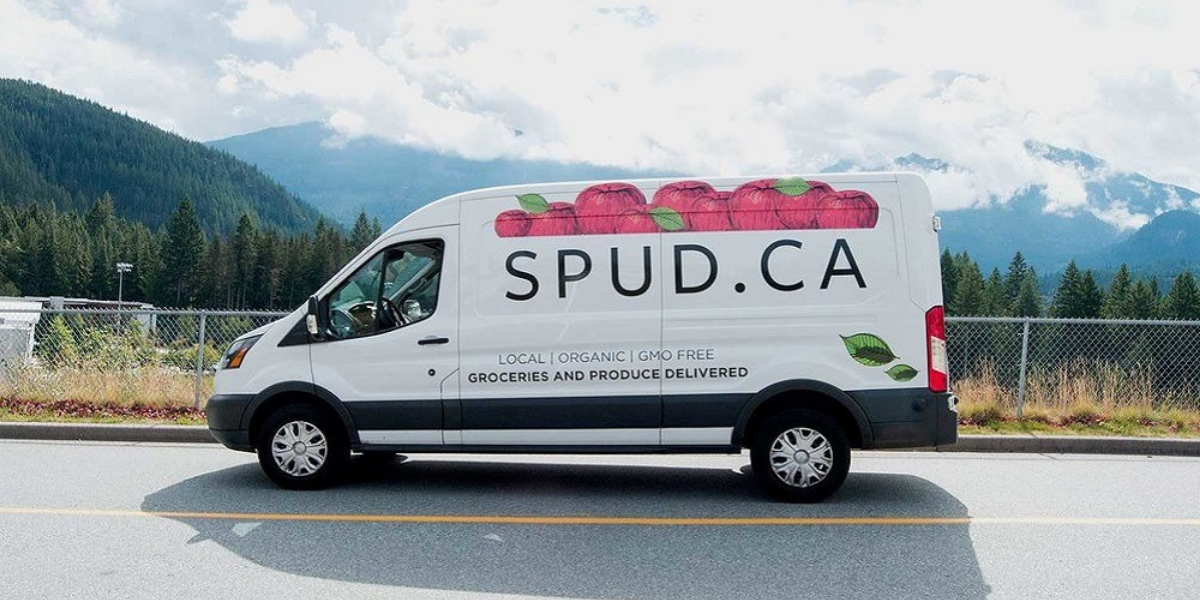 spud delivery truck