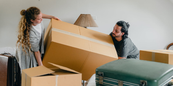The Last Mile Problem for Furniture Delivery